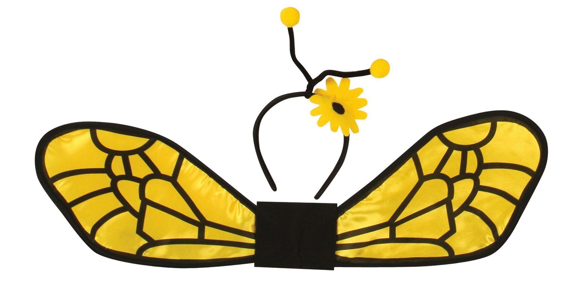 Крылья для пчёлки своими руками 442