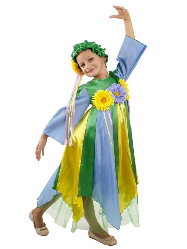 Карнавальный костюм весны - купить