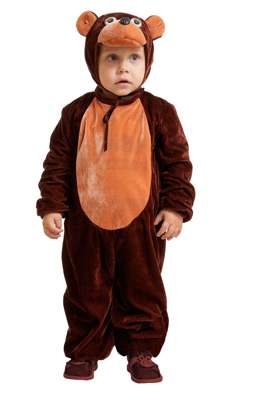 Костюм медведя для мальчика
